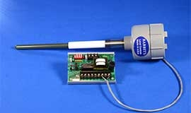 LS8000 Full-Featured Sensor with Remote Electronics