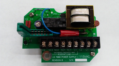 level switch power supply
