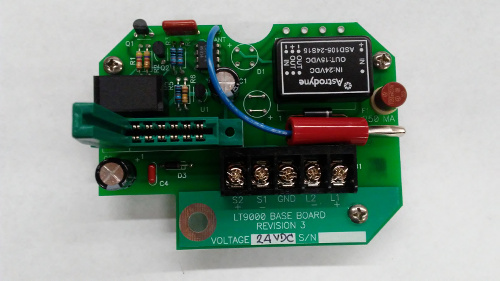 level switch power supply board